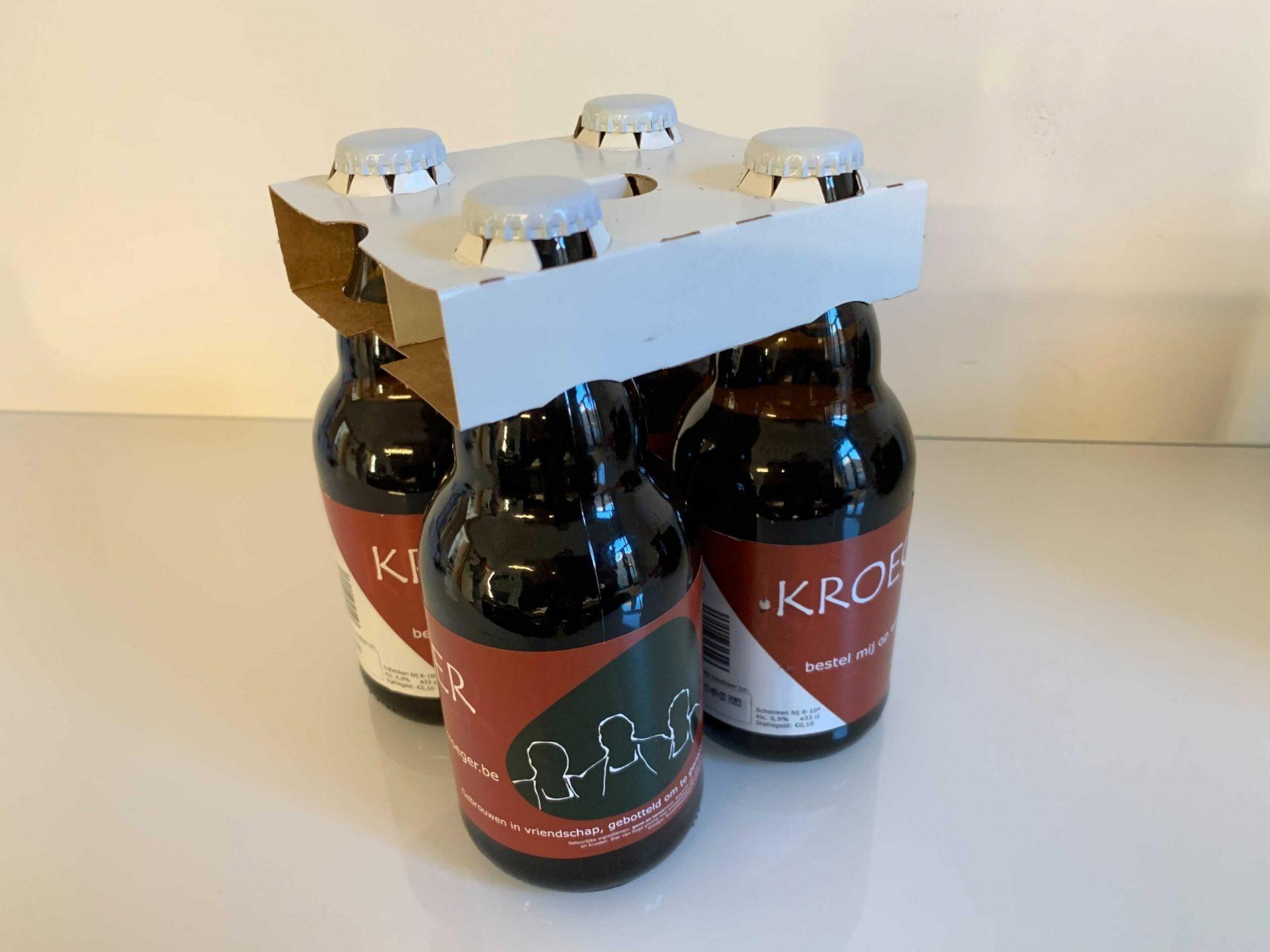 Kroeger 4 pack clips